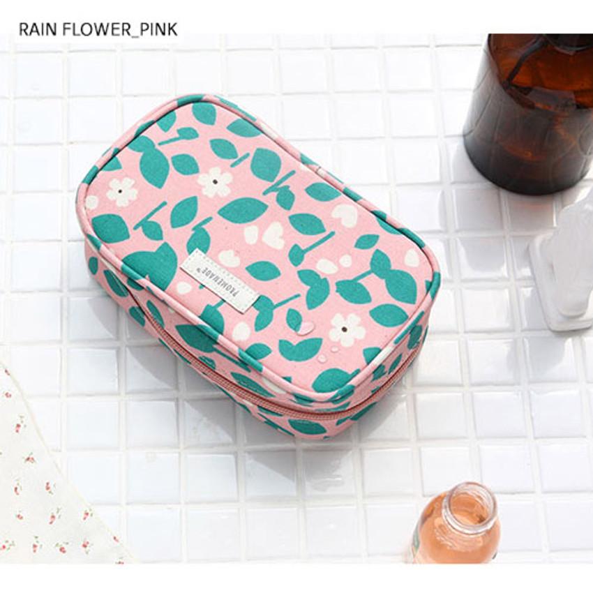 Rain flower_Pink