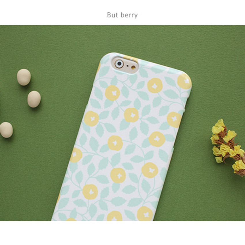 But berry - Promenade pattern phone case for iPhone 6