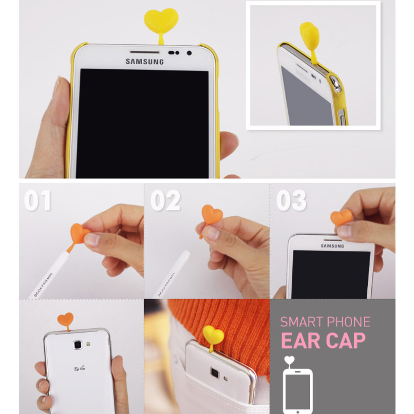 Earphone cap