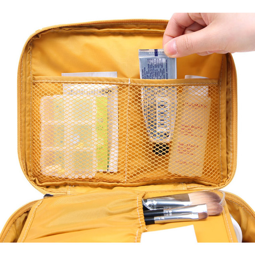 Merrygrin travel mesh multi pouch bag packing aids