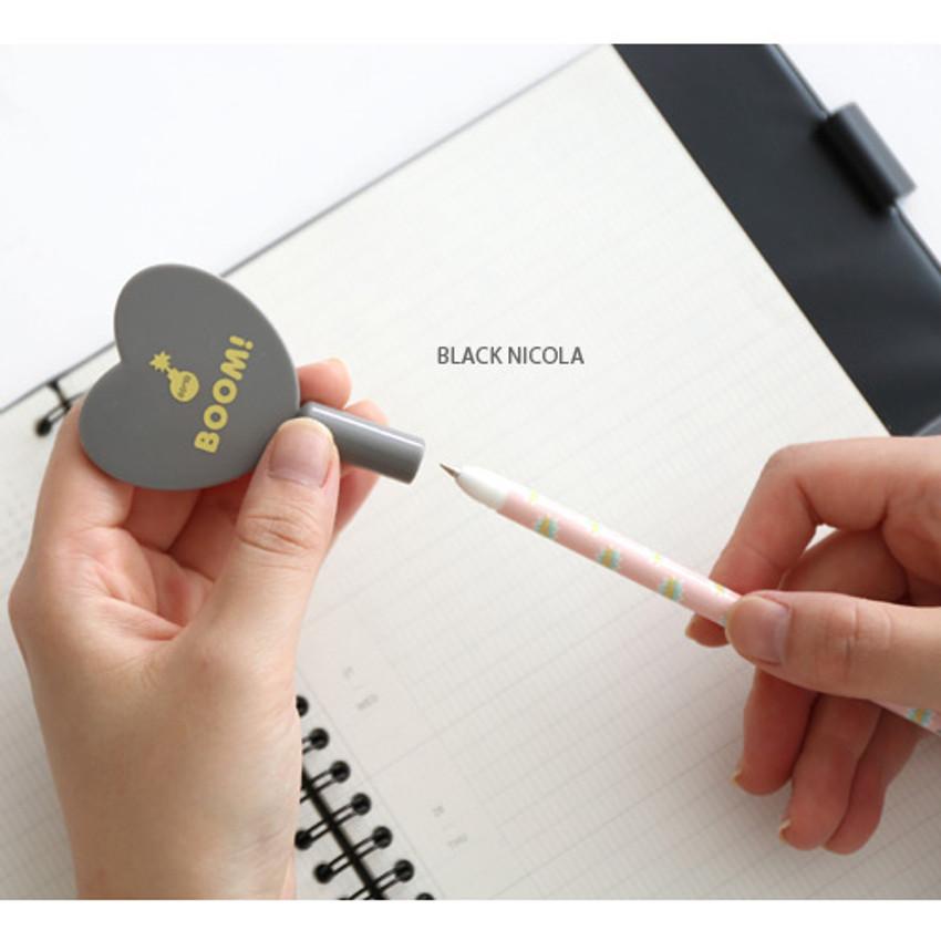 Black nicola