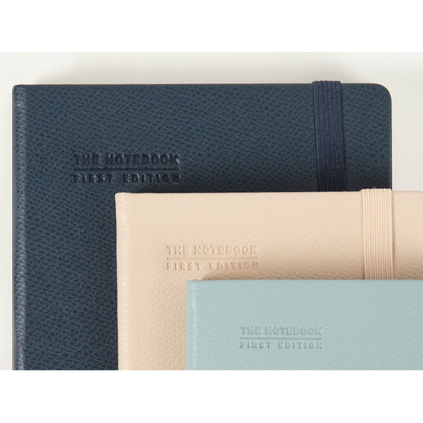 The first edition hardcover notebook