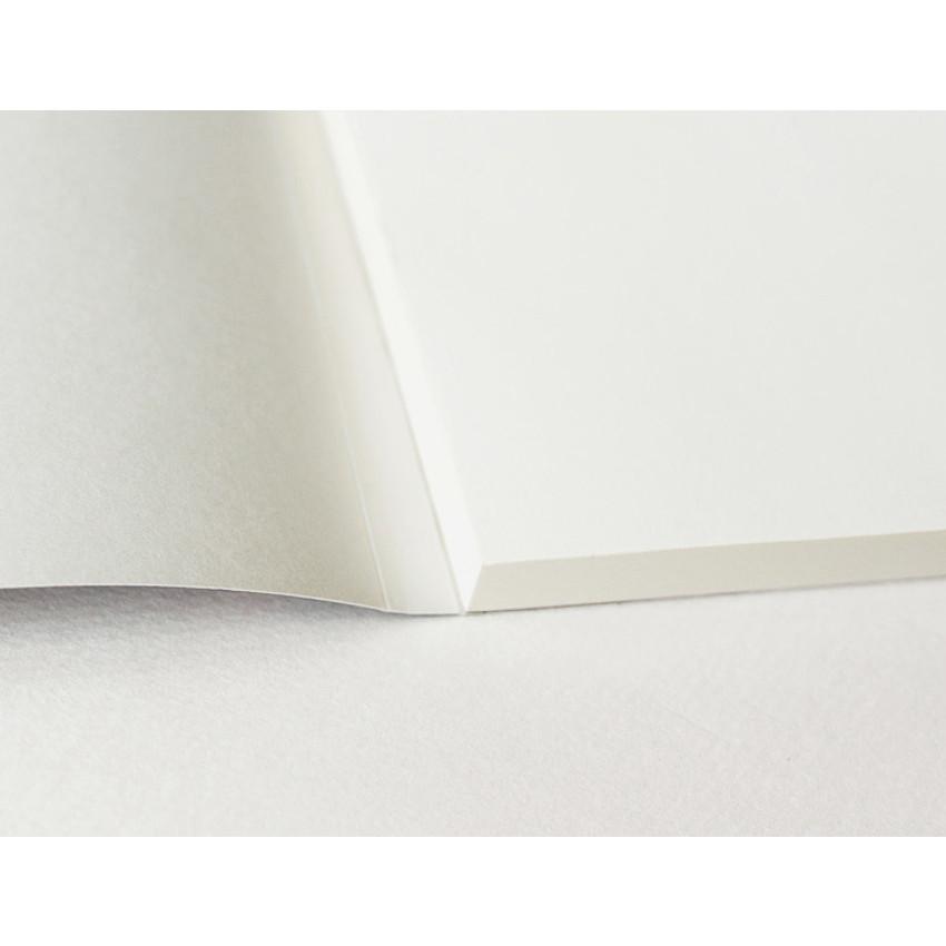 Detail of La vie en rose A5 size plain notepad