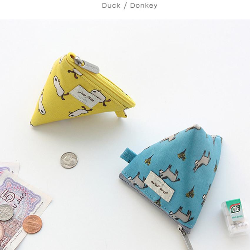 Duck, Donkey