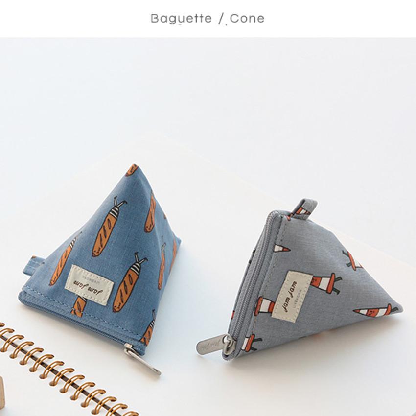 Baguette, Cone