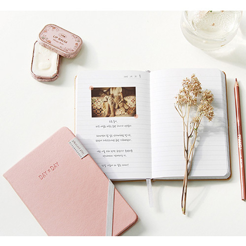 Line note - Day by Day small notebook