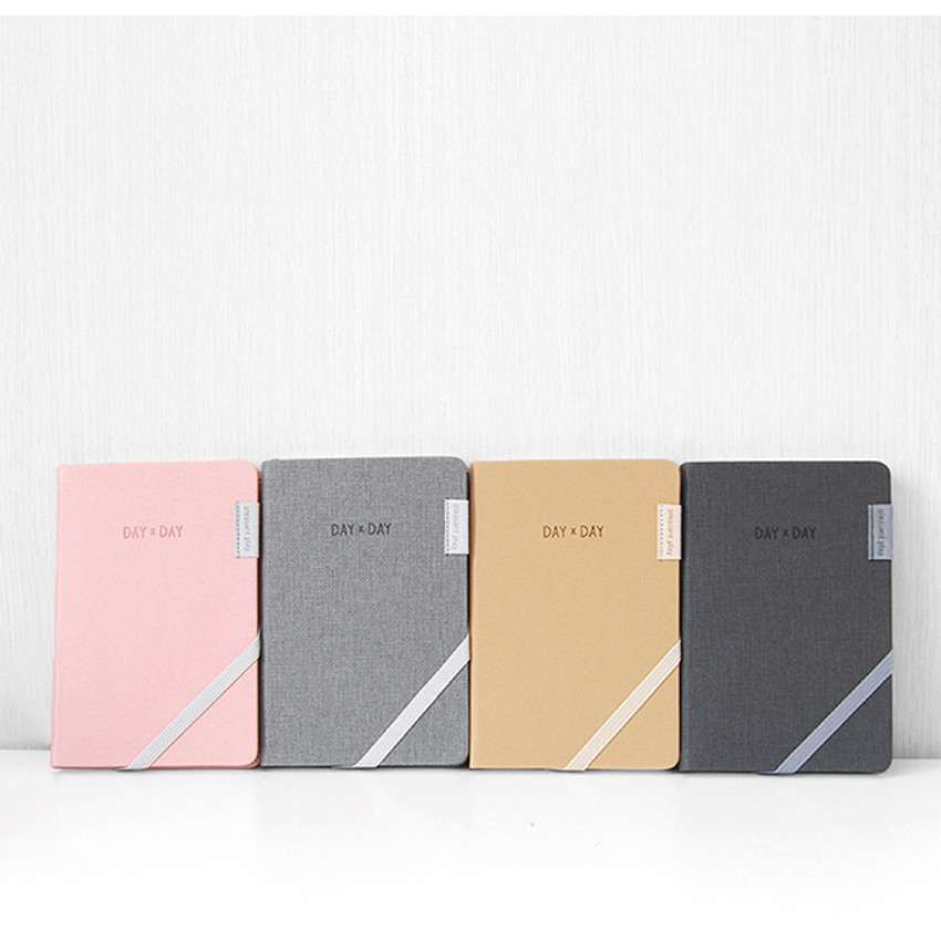 Day by Day small notebook