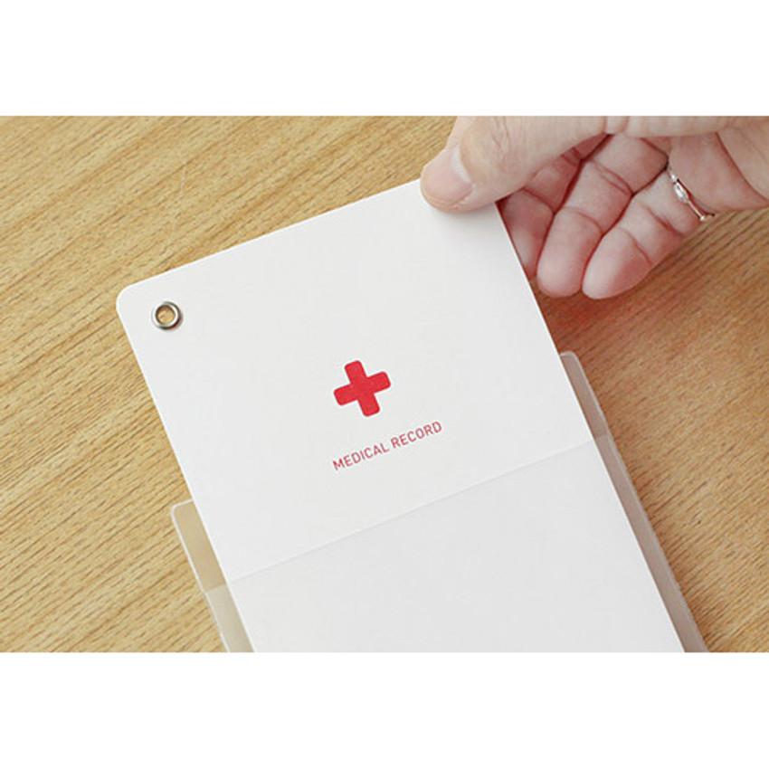 Medical Record Card