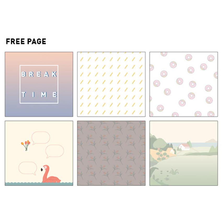 Free page