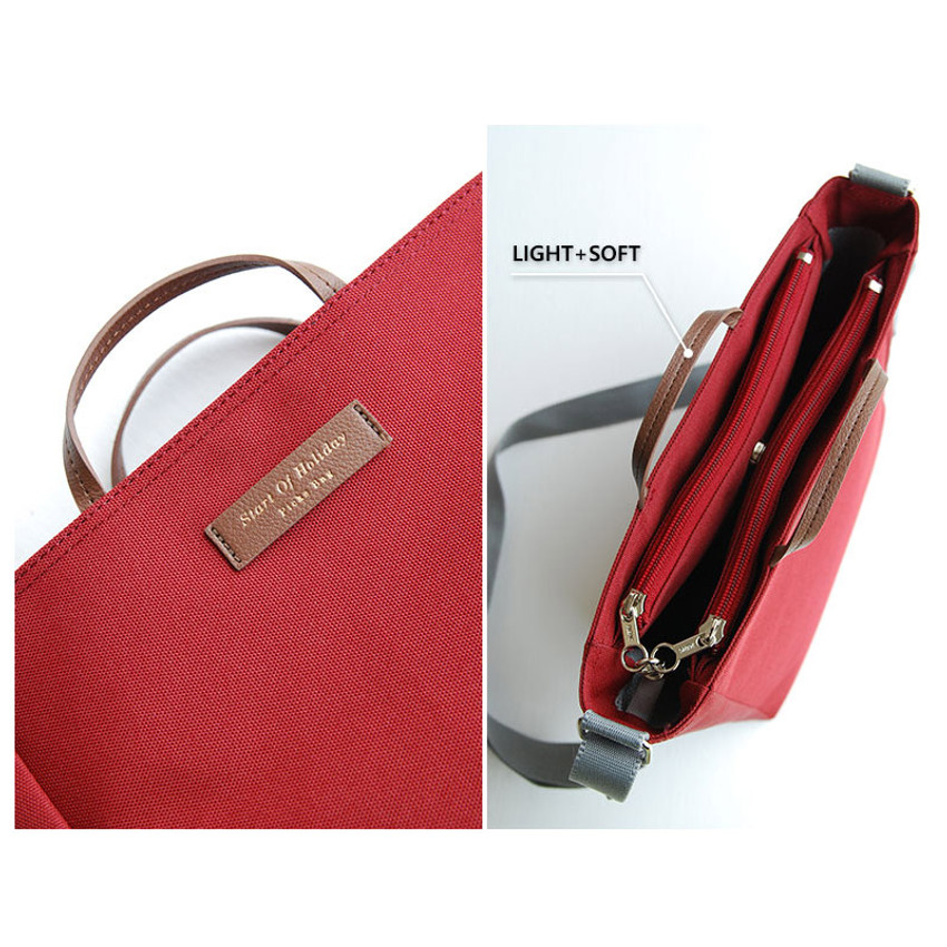 Top handle - Holiday picks cross shoulder bag