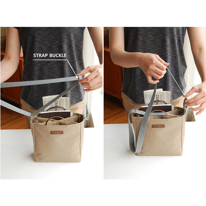 Adjustable shoulder strap