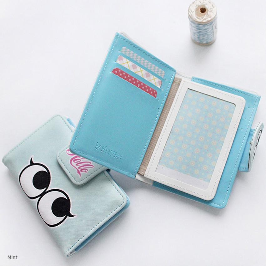Mint - Hello daily medium wallet