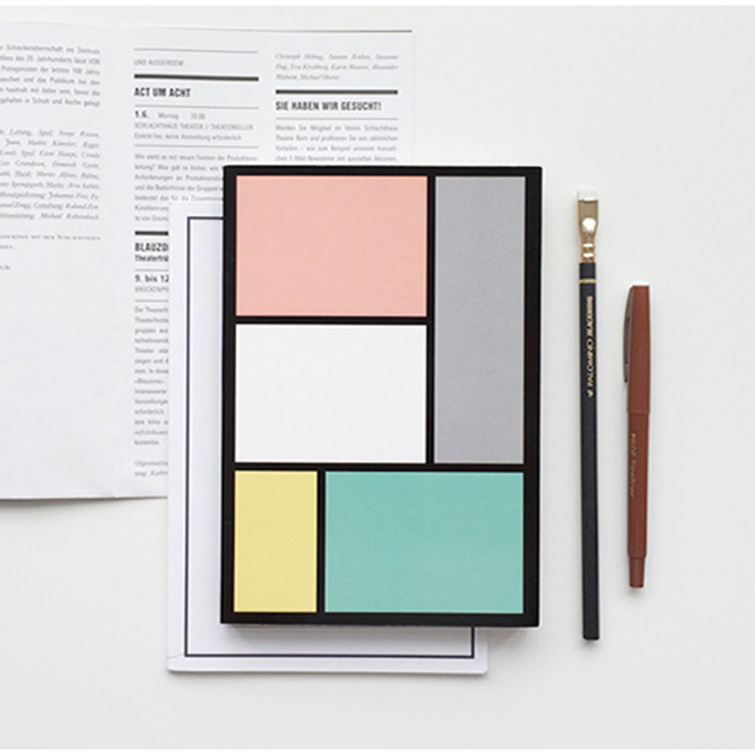 Pink - Seeso Editor diary notebook