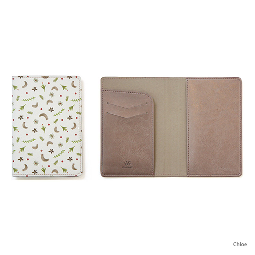 Chloe - Plannary Darou and jamar passport case