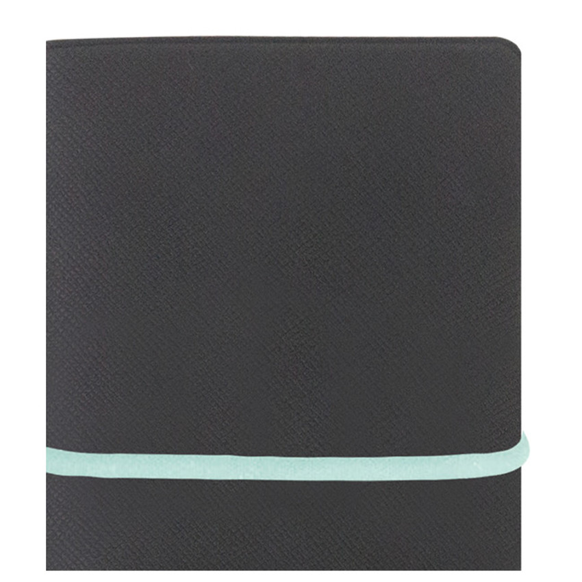 elastic band - Fenice Office pencil case with elastic band