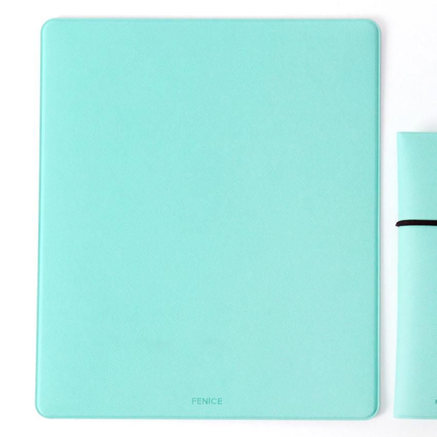 Mint - Fenice Office premium mouse pad