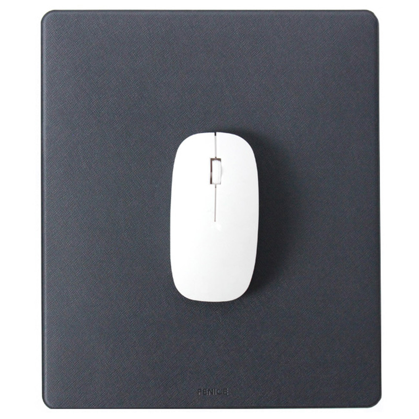 Navy - Fenice Office premium mouse pad