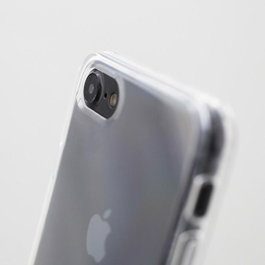 Camera - Livework Clear TPU soft case for iPhone 7