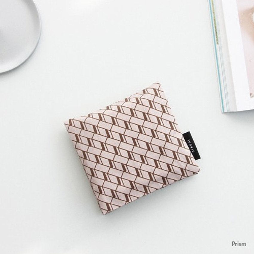 Prism - Pattern secret daily cotton pouch