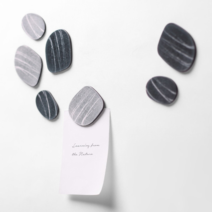 Appree Pebble magnet set