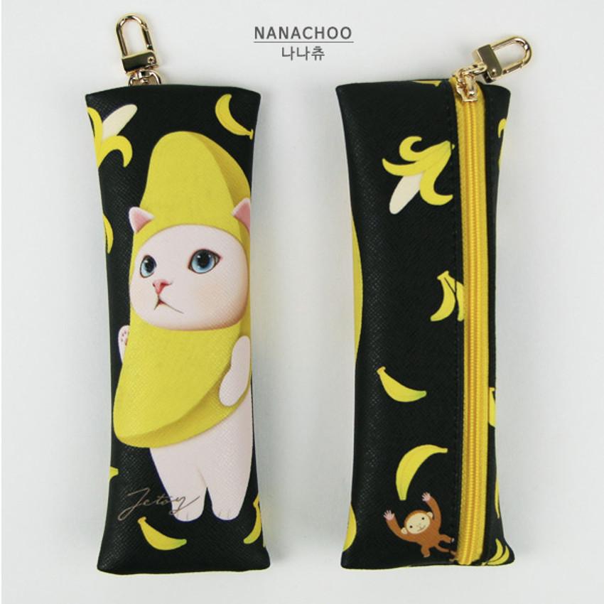 Nana choo - Choo Choo cat slim pencil case