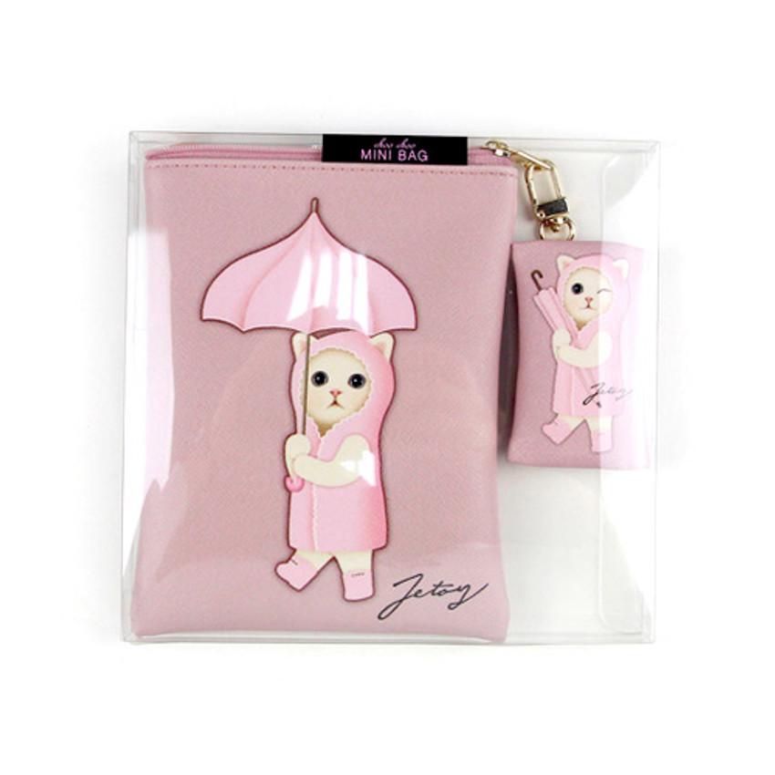 Package for Choo Choo cat small crossbody bag ver.2