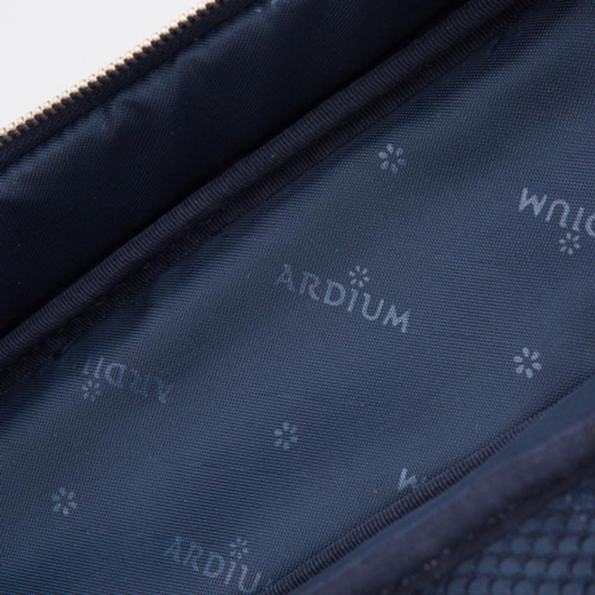 Lovely pattern block pencil case pouch