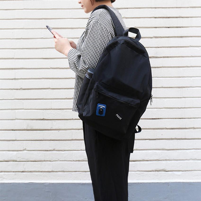 Black - Brunch brother backpack