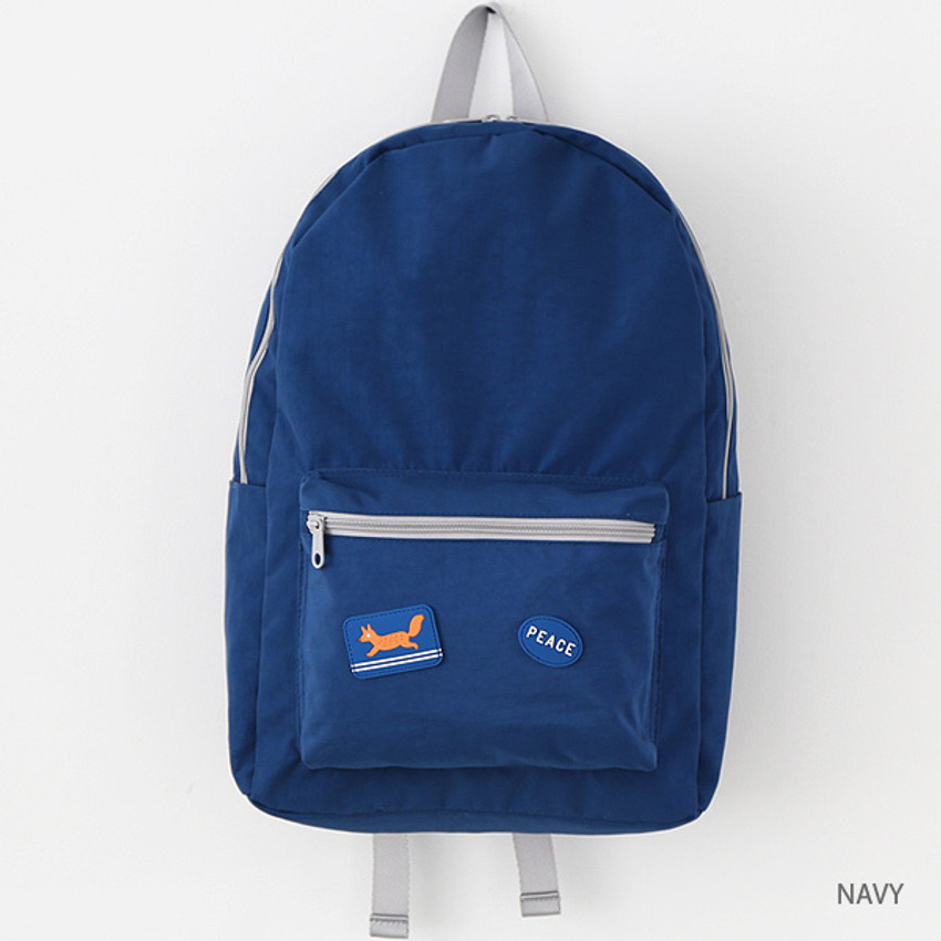 Navy - Brunch brother backpack