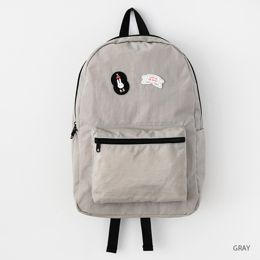Gray - Brunch brother backpack