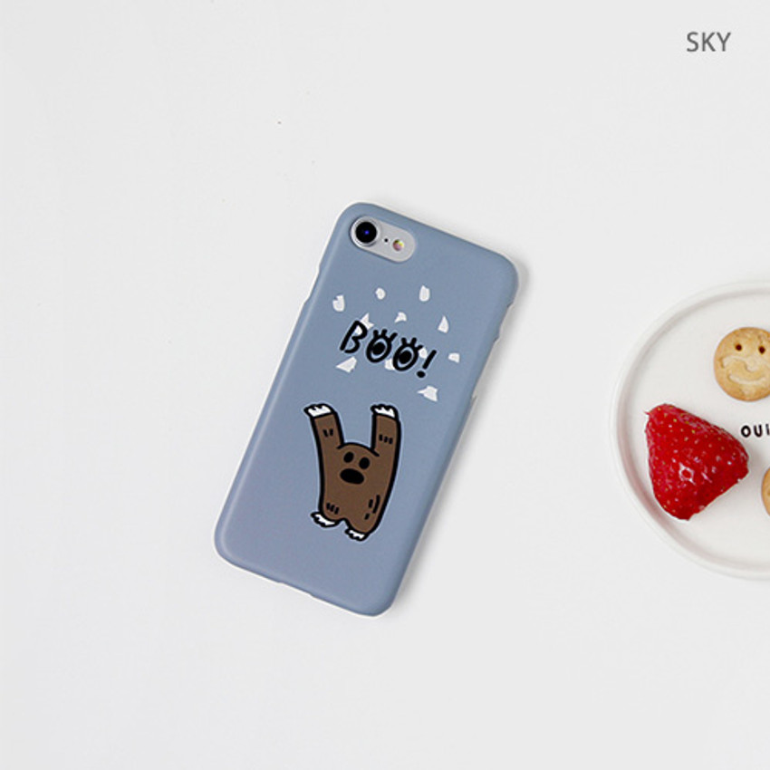 Sky - Ghostpop polycarbonate phone case for iPhone 7