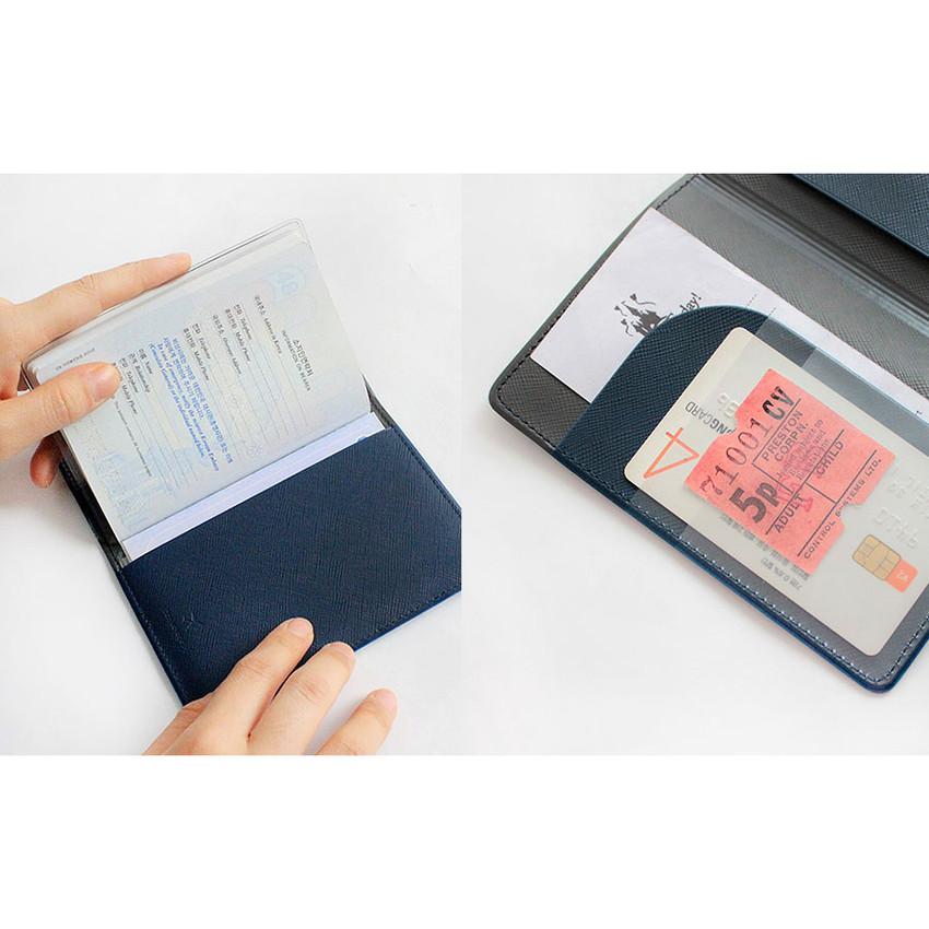 Twinkle RFID blocking passport cover