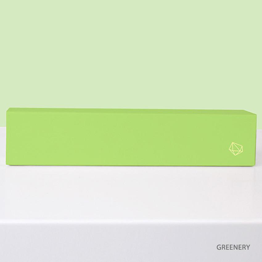 Greenery - Lapis spring edition paper pen case box