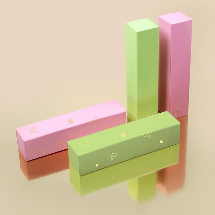 Lapis spring edition paper pen case box