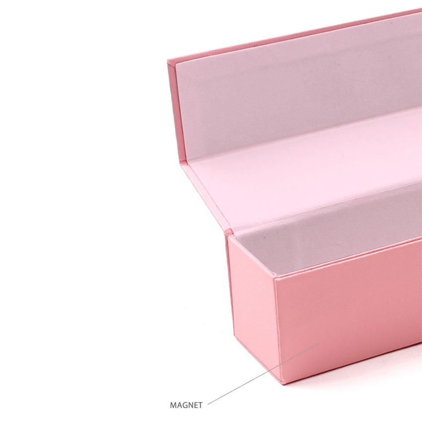 Magnet - Lapis spring edition paper pen case box
