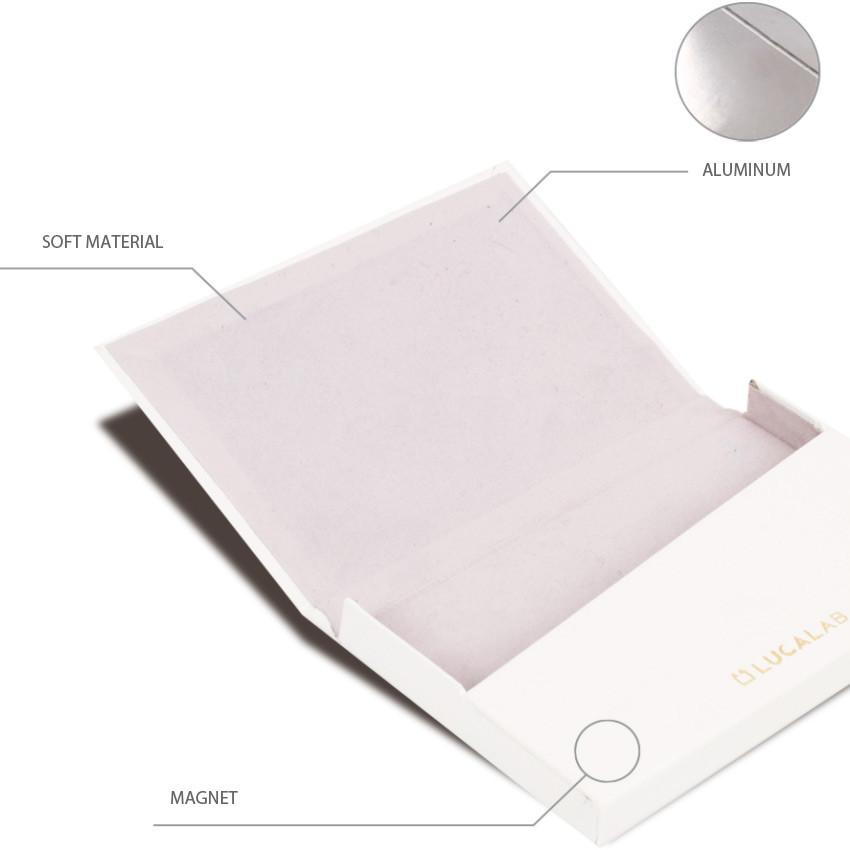 Lapis simple paper card case