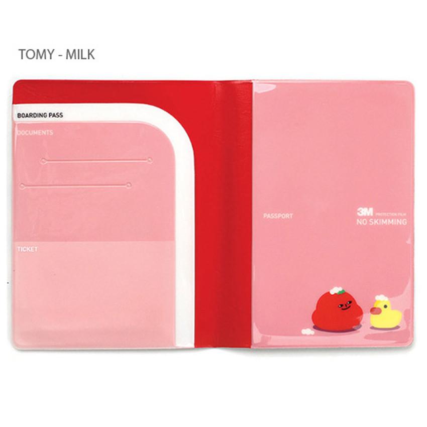 Tomy - milk
