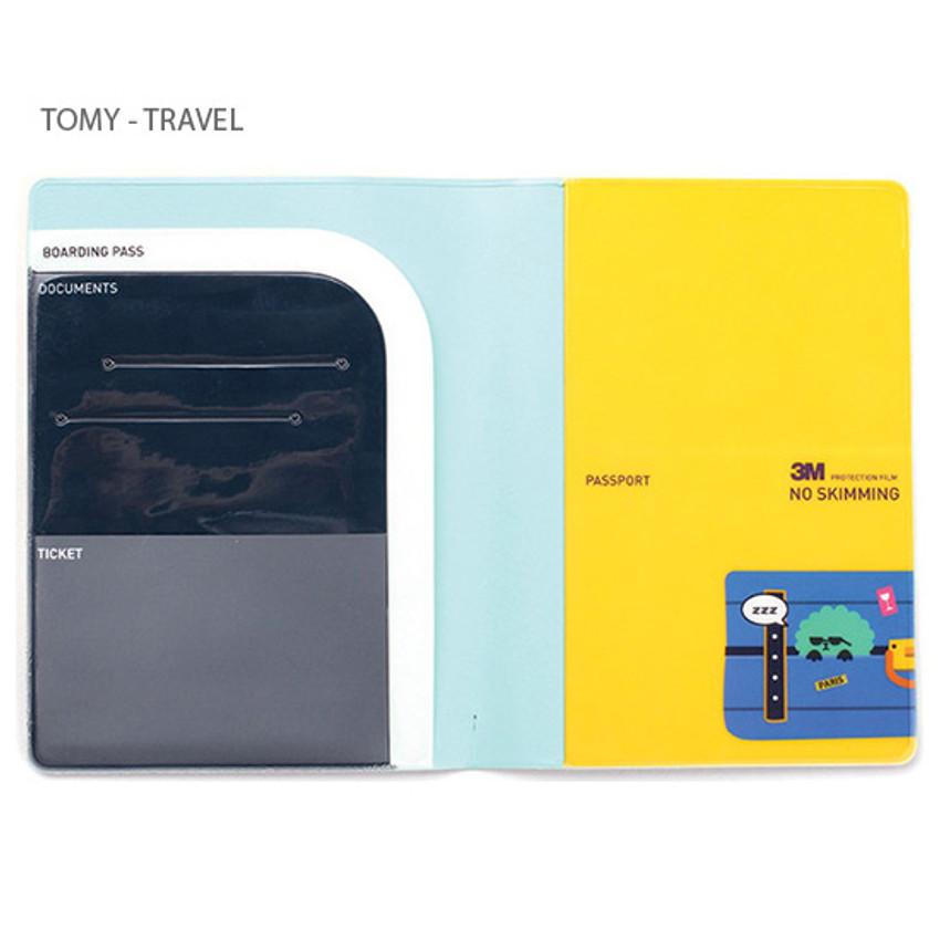 Tomy - travel
