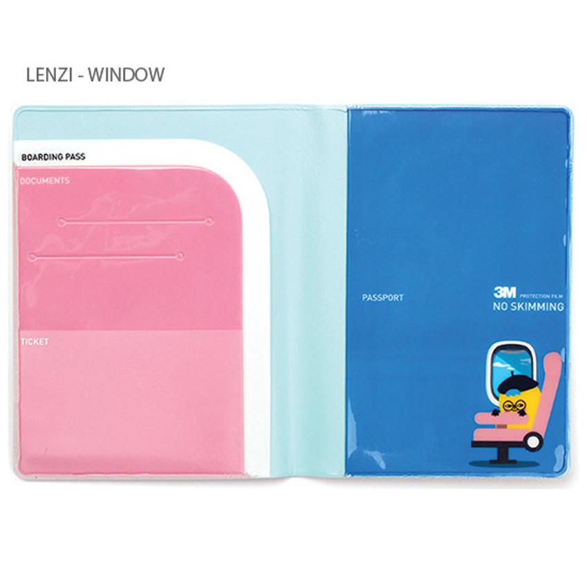 Lenzi - window