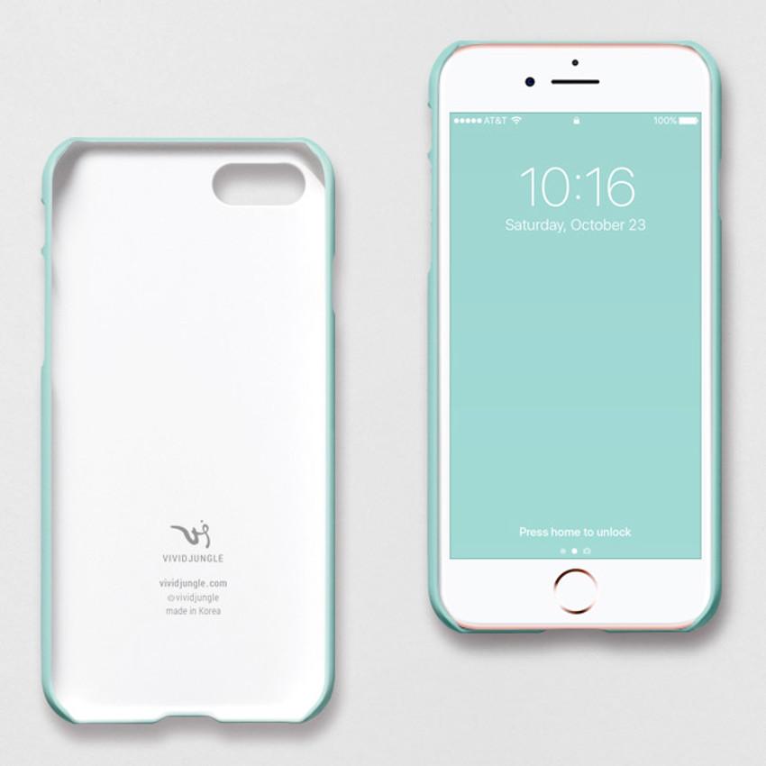 Pug Dodo polycarbonate iPhone case