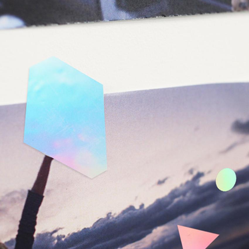 Example of use - La piece deco sticker