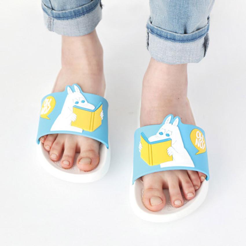 Moomin - Moomin PVC slide sandal