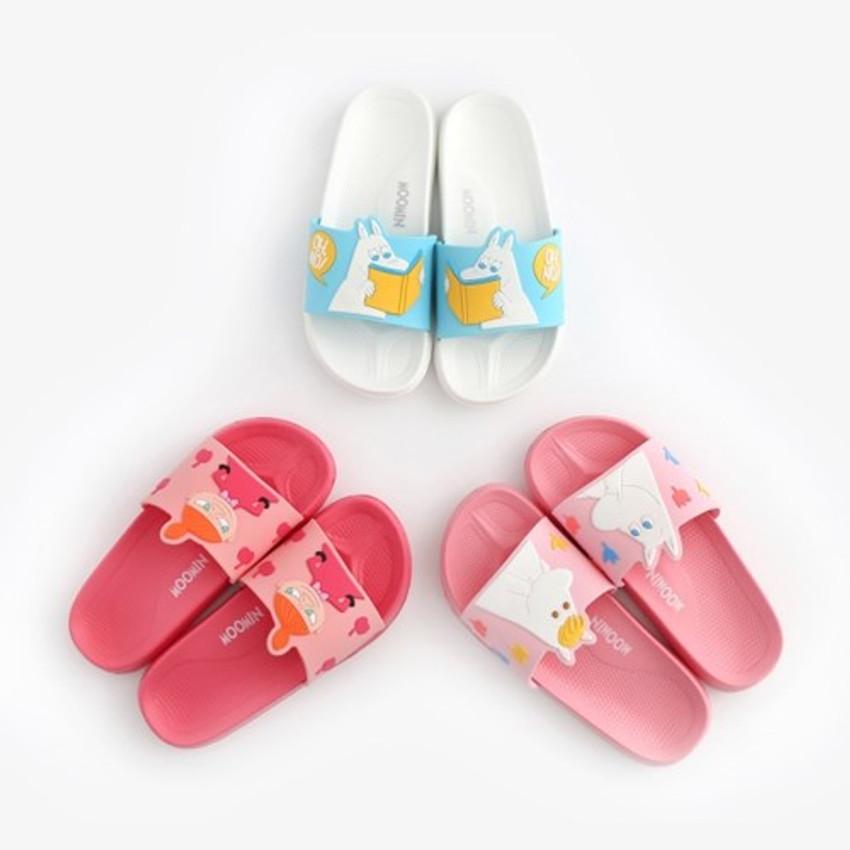 Moomin PVC slide sandal