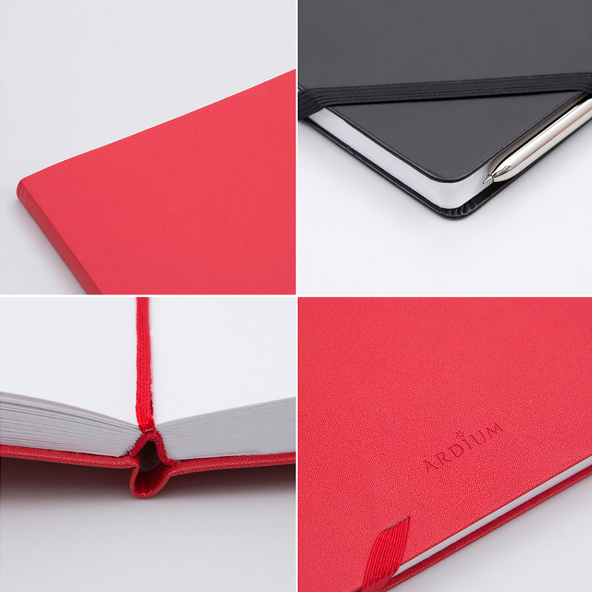 Detail of Draw your sketch premium drawing notebook