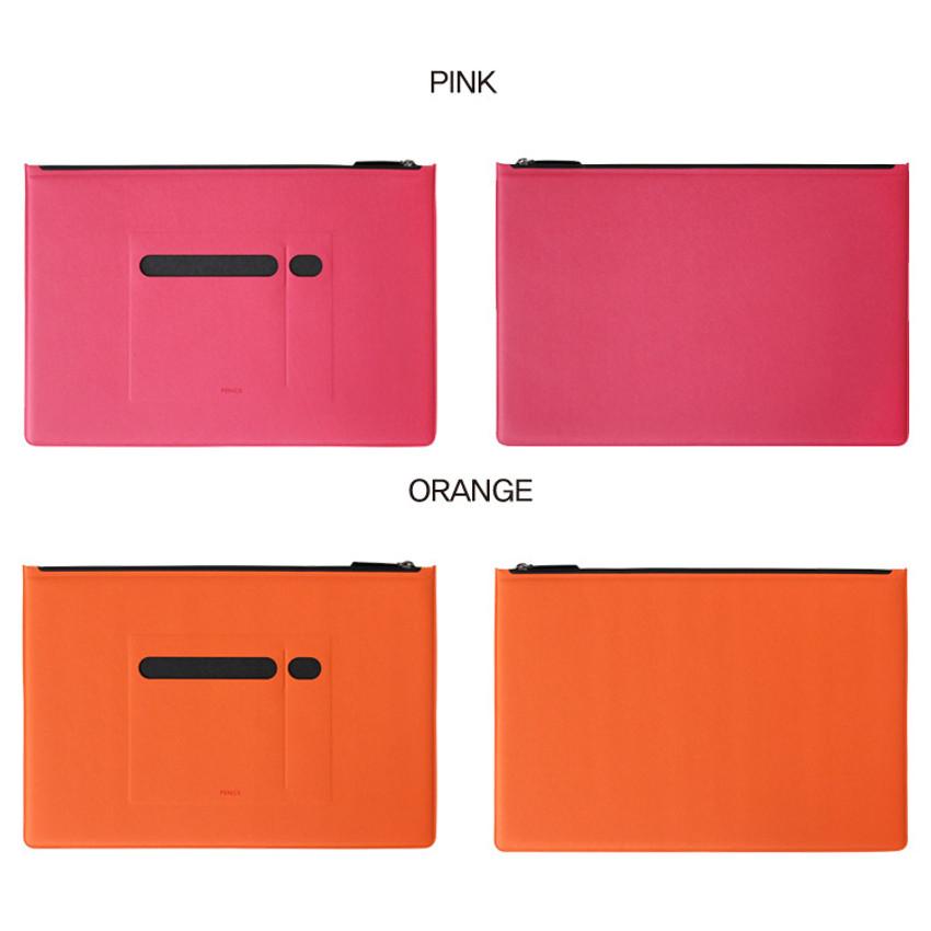 Pink, Orange