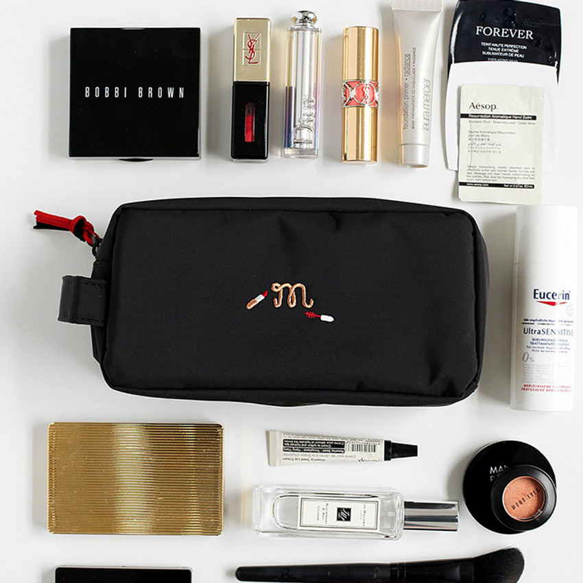 For your makeup cosmetic pouch bag