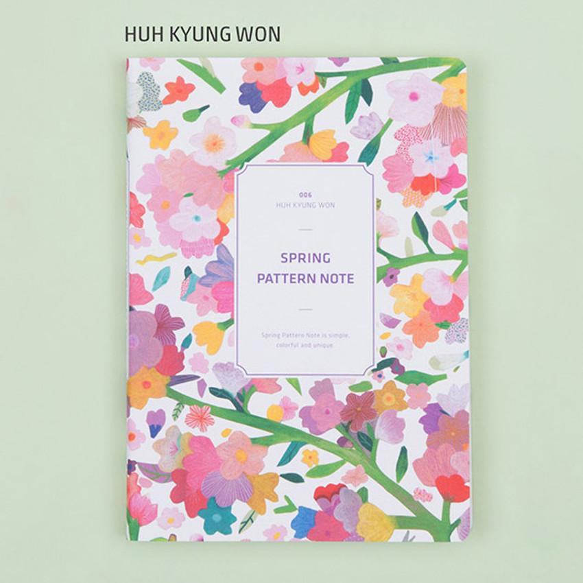 Huh kyung won