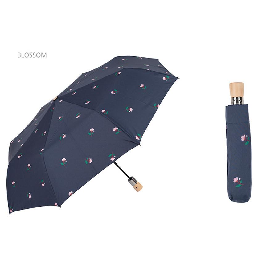 Blossom - Life studio automatic foldable pattern umbrella