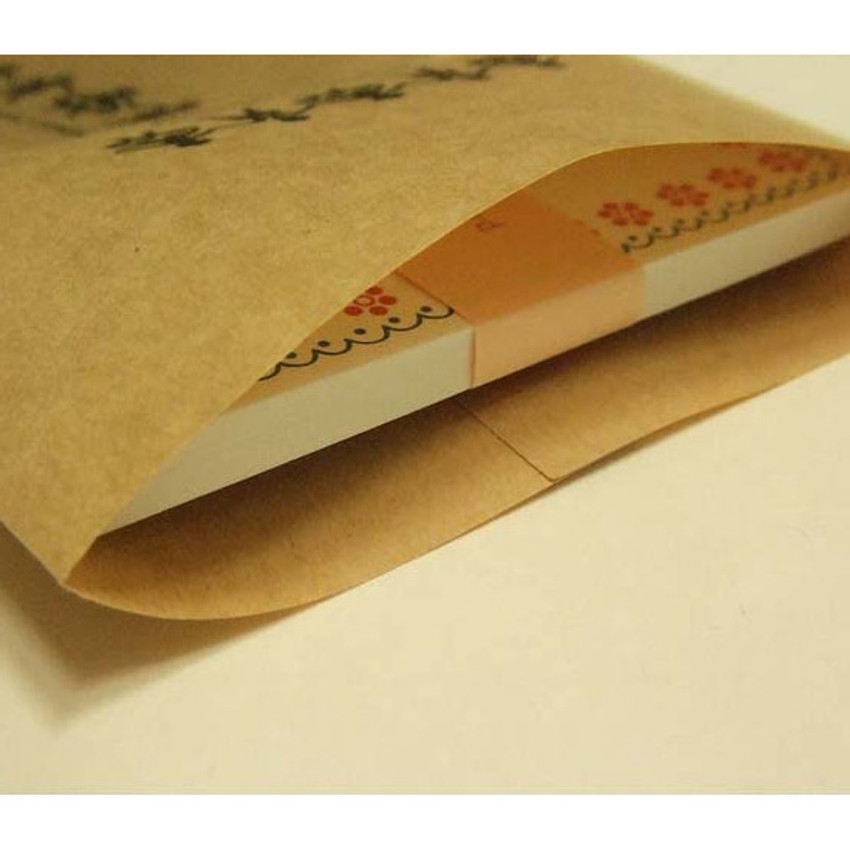 Together small open top envelope set