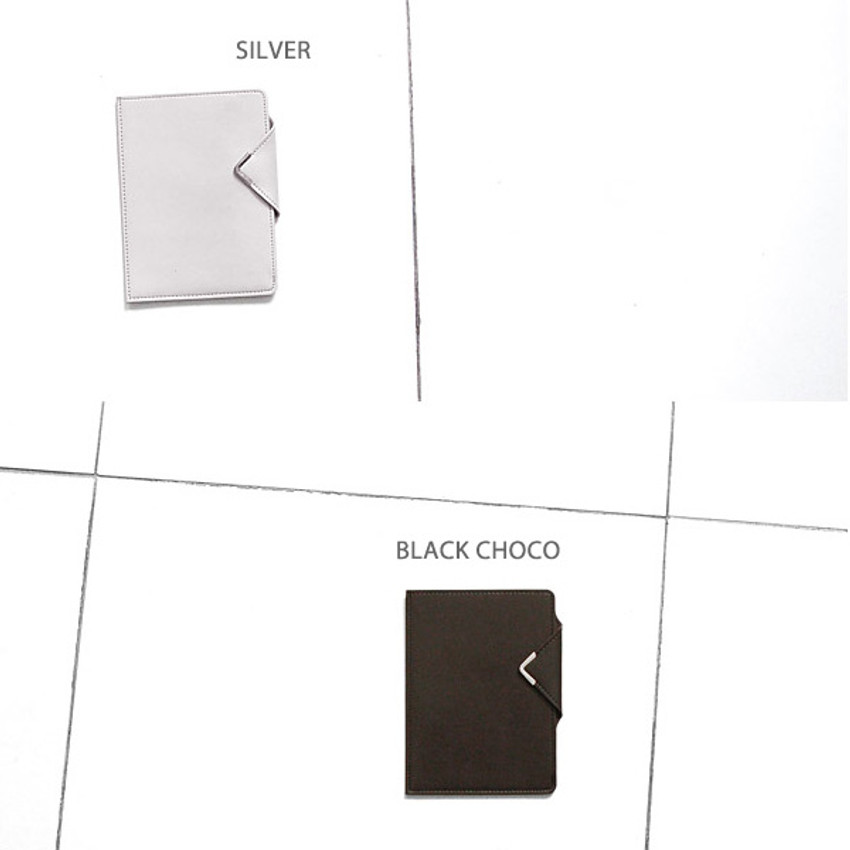 Silver, Black choco